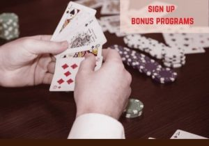 There are also some signup bonus programs that have multiple levels